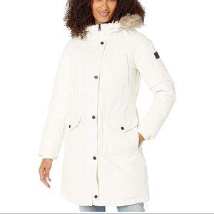 Ralph Lauren Down feather parka jacket like new